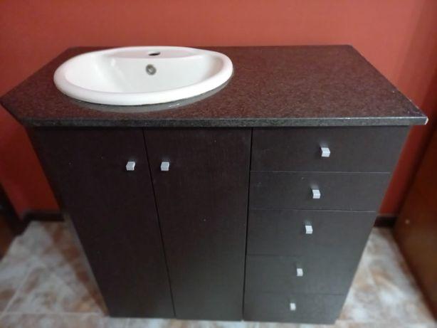 Movel Casa de Banho - WC