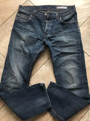Spodnie meskie jeans big star