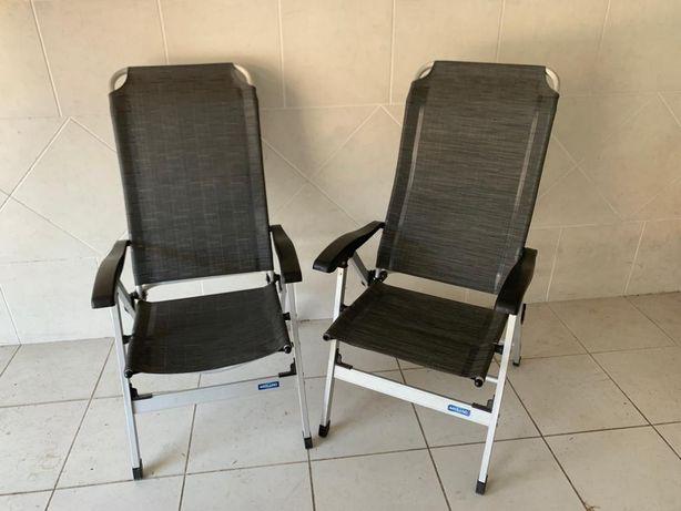 Cadeiras campismo Midland Confort