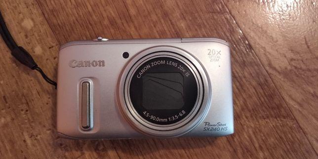 Фотоаппарат Canon PowerShot SX240 HS 32GB.