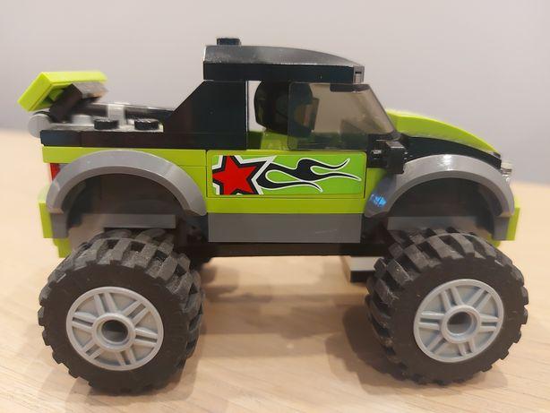 Lego samochód terenowy