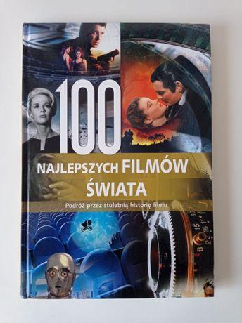 100 najlepszych filmów świata - table book/ album kolekcjonerski
