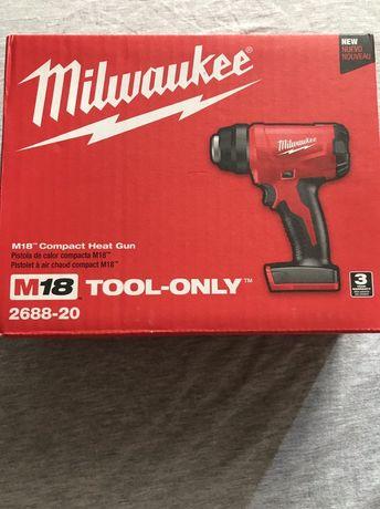 Milwaukee 2688-20 M18 Акумуляторный фен