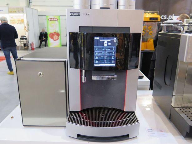 Кофемашина суперавтомат FRANKE PURA fresco автоматическая wmf schaerer