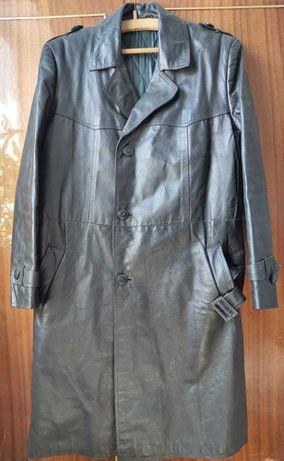 Кожаное пальто / Шкіряне пальто чоловіче