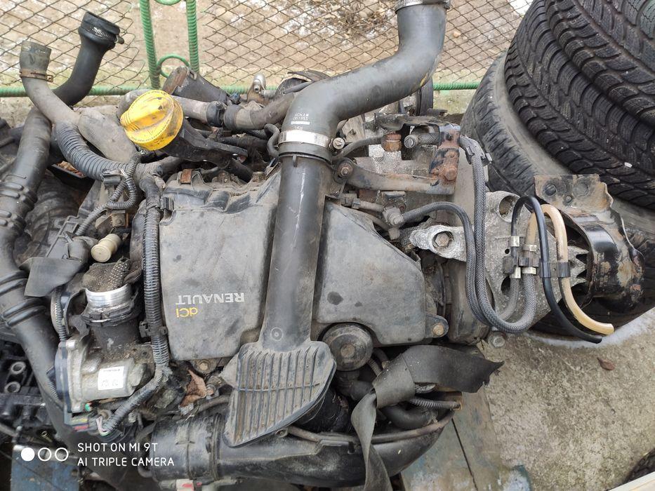 Мотор взборі 1.5 dci K9k e4 Renault Kangoo двигатель K9ke808 двигун Малая Турья - изображение 1