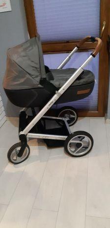 Wózek Mutsy Igo 2 w 1 plus akcesoria