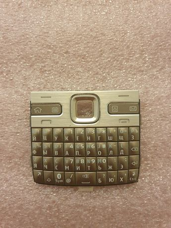 Клавиатура нокиа Е72 nokia E72 оригинал б/у