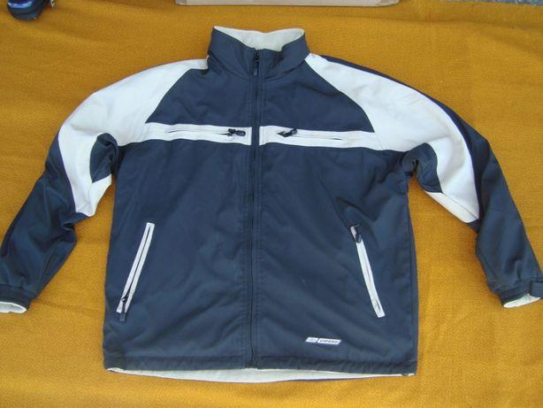 kurtka/ bluza Umbro- dwustronna-roz klat- 135 cm/ 70 dł- XL super