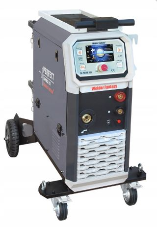 Welder Fantasy PERFECT 261 4x4 Mig/SYNERGIA/PULSE