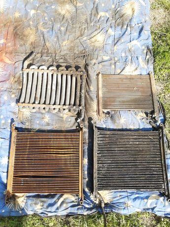 Масляный радиатор охлаждения МТЗ 80 д240