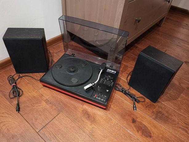 Gramofon UNITRA GWS-110 ARTUR 100% ok + głośniki + drugi na części PRL