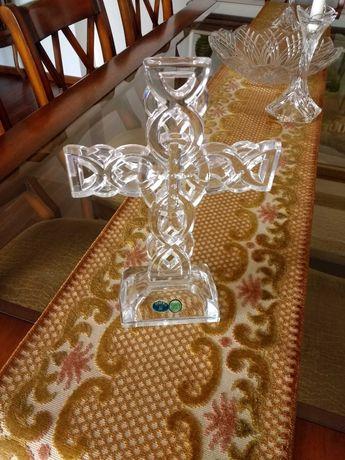 Crucifixo Cristal Boehmia