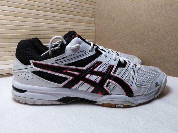 Кроссовки Asics Gel ОРИГИНАЛ размер 45 ст 29.5 см. мужские Nike Adidas