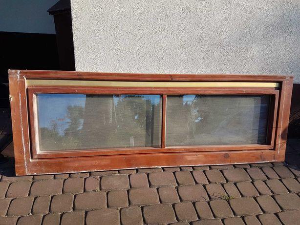 Okno drewniane 177 x 60