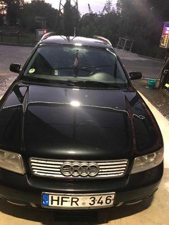 Автомобиль Audi a4 2000