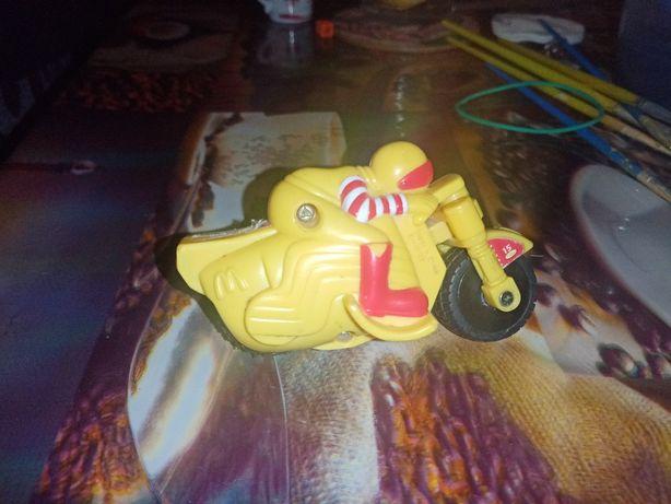 Оригинальная Игрушка Макдональдс 2002 года