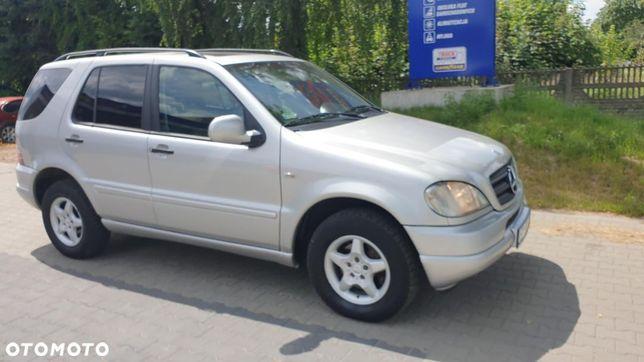 Mercedes-Benz ML 2.7 CDI*FAJNY STAN*Zamiana*Zarejestrowany*Super Stan Techniczny