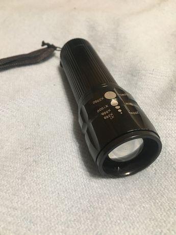Фонарик на батарейках