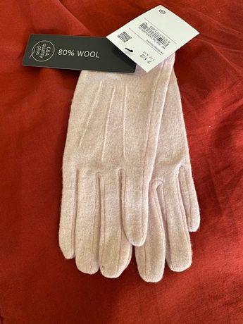 Продам шерстяные перчатки ТМ C&A