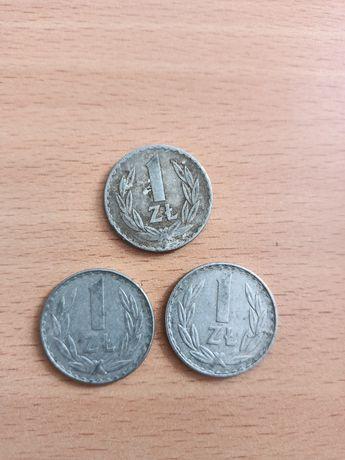 Sprzedam monety 1 zł