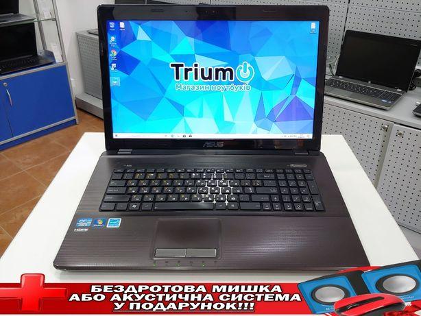 "Asus K73E-BBR7/17.3""HD+/i3-2350M 2.3GHz/4GB/320GB/Windows 10 (3518)"