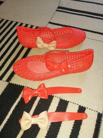 Sapatos Melissa novos