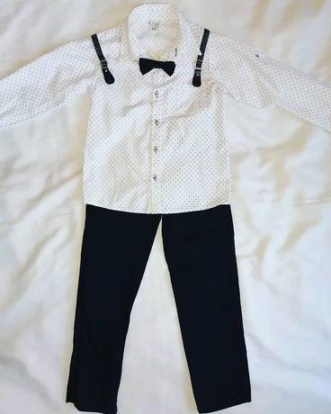 Нарядный костюм джентльмена 7-8 лет