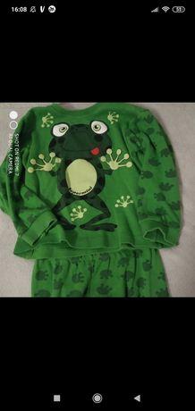 Pidżama chłopięca 104