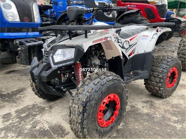 Квадрик Hunter 125 NEW Детский подростковый недорогой квадроцикл
