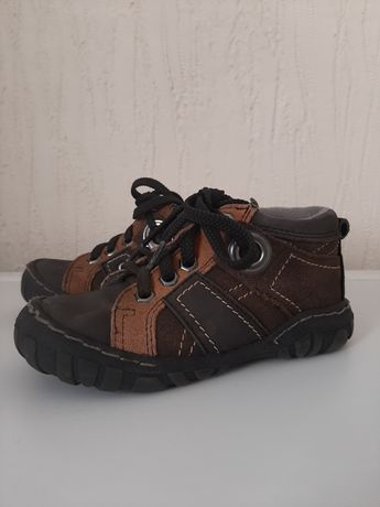 Деми ботинки на байке р.25(15,5 см)