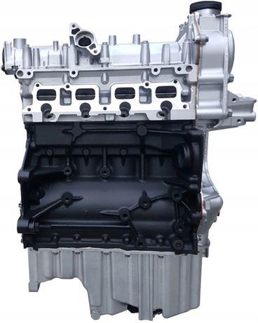 Silnik 1.4 TFSI TSI CAX CAV BLG BMY Zregenerowany 12 Miesięcy Gwarancj