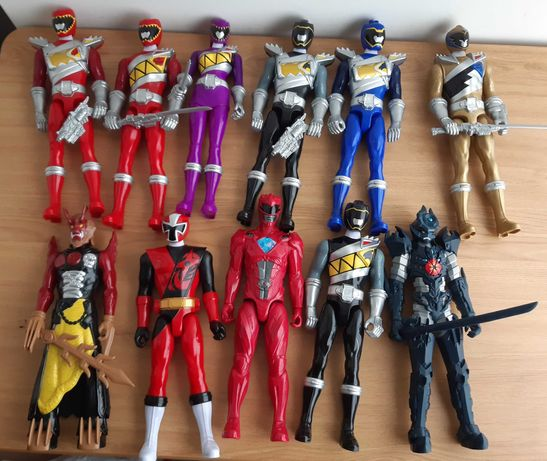 Power Rangers - Dino Super Charge 30 cm