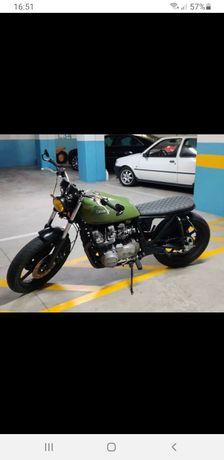 Kawasaki kz 650 café racer/ scrambler
