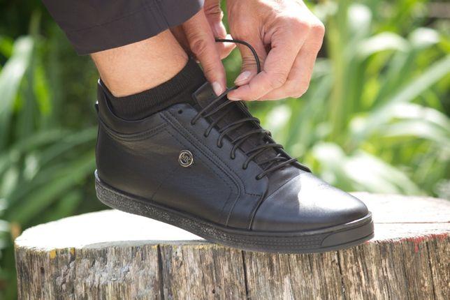 Черевики VadRus - Зручне взуття на щодень БЕЗКОШТОВНА ДОСТАВКА ботинки