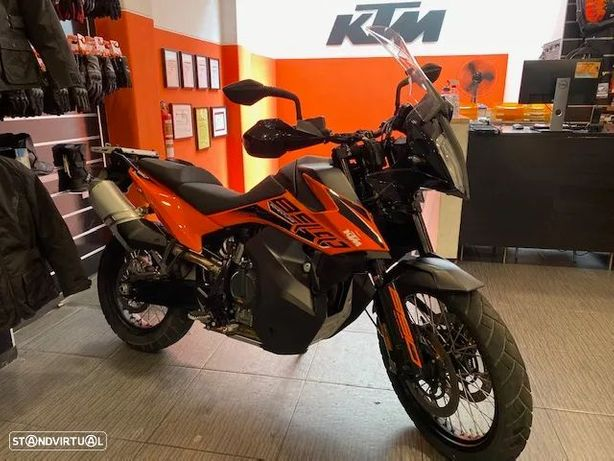 KTM Adventure 890