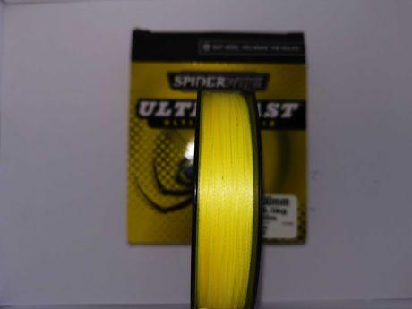 Plecionka Spiderwire ultracasr 0,30 110m whiplash fireline