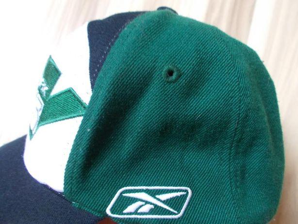 NFL NEW YORK JETS REEBOK czapka z daszkiem cap one size baseballówka