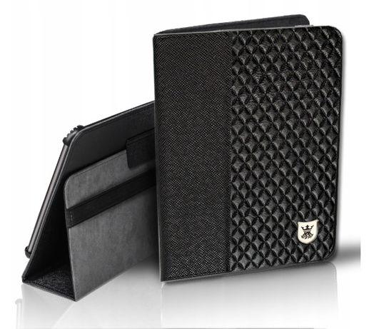 Nowe ETUI na tableta A3 czarne pikowane idealne na prezent