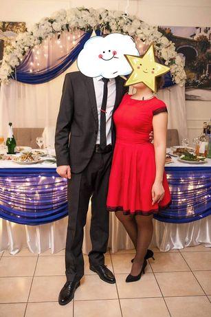 Продаю Платье и Мужской костюм, свадебный костюм