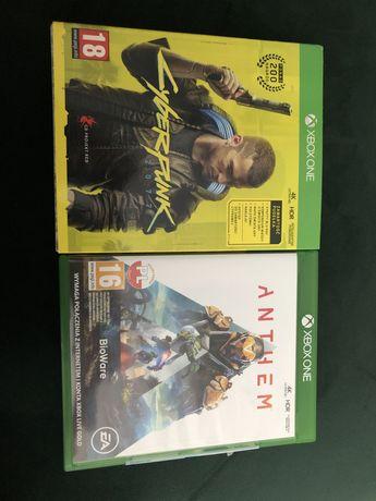 Xbox one gry