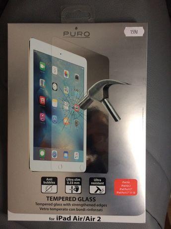 Szkło - Glass Puro IPad Air/AIr 2