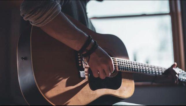 Aulas de guitarra (ao domicilio)