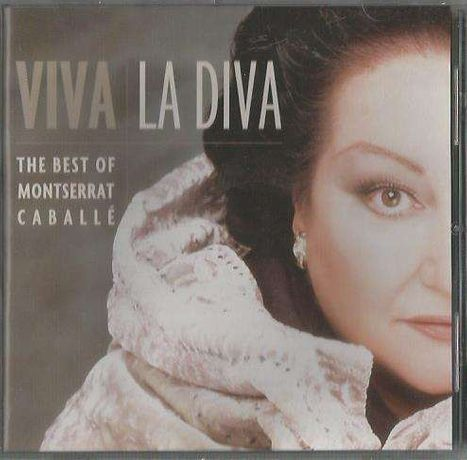 Montserrat Caballé - Viva La Diva (CD)