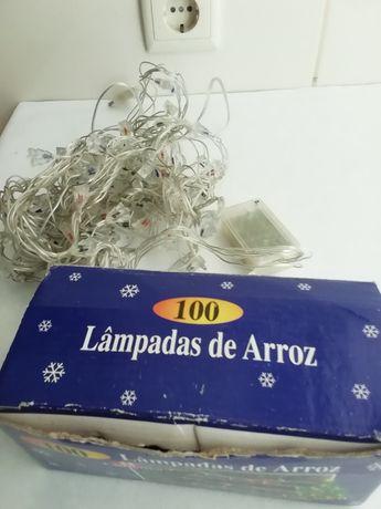 Lâmpadas para árvore de natal