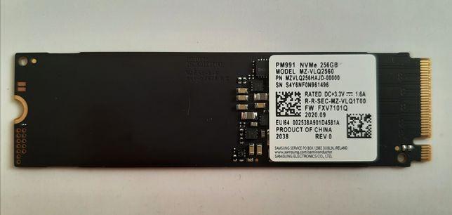 Dysk SSD m2 nvme Samsung PM991 256 GB MZ-VLQ2560