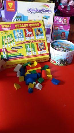 Розвиваючі іграшки,лего