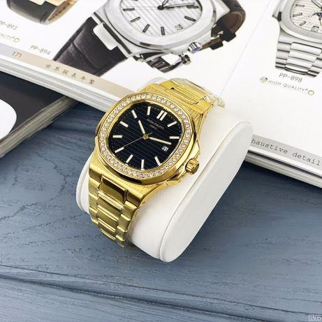 Zegarek Patek Philippe 8001 Gold-Black