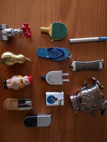 Isqueiros coleção