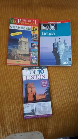 lote guias turísticos